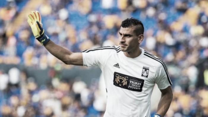 """Nahuel Guzmán: """"Creo que habría que reconsiderar esa lista de equipos grandes y colocar a Tigres"""""""