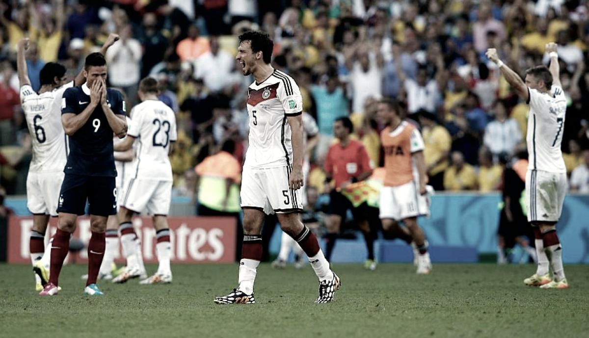 Maracaná, testigo del adiós en cuartos de Francia el pasado Mundial