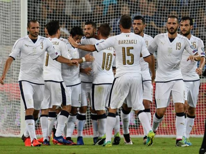 Ranking Fifa, l'Italia resta sedicesima. In vetta c'è sempre l'Argentina