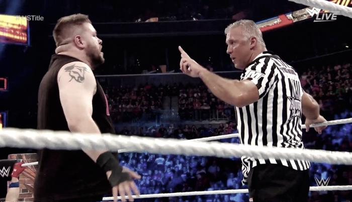 La tensión entre Shane McMahon y Kevin Owens va en aumento
