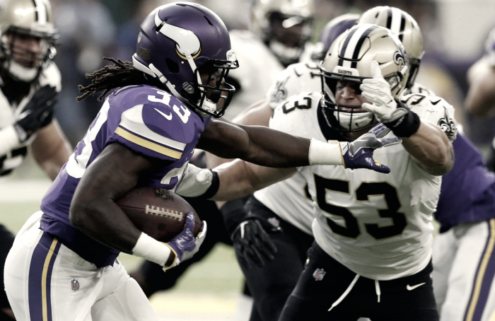 Previa Saints-Vikings: duelo entre favoritos de la NFC
