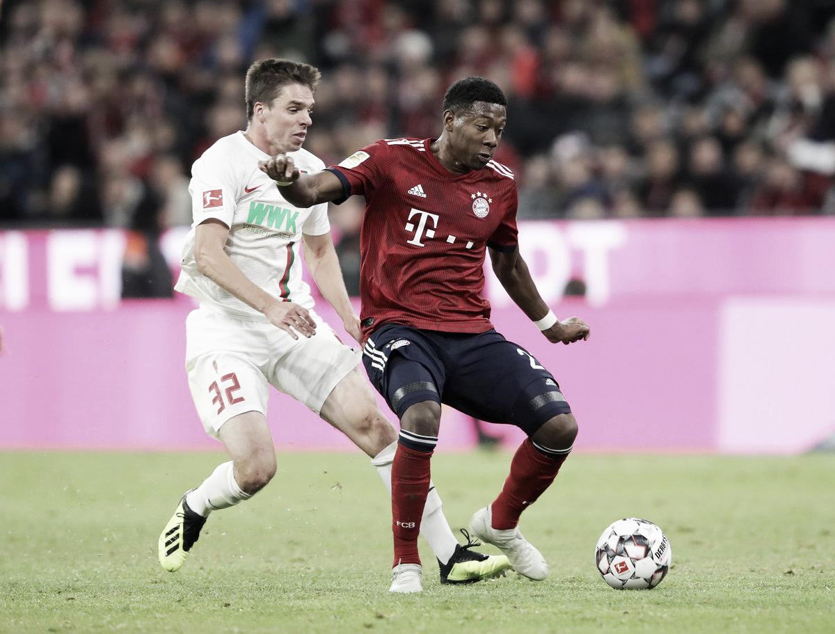 Irmão menos famoso, Felix Götze marca e Augsburg arranca empate diante do Bayern