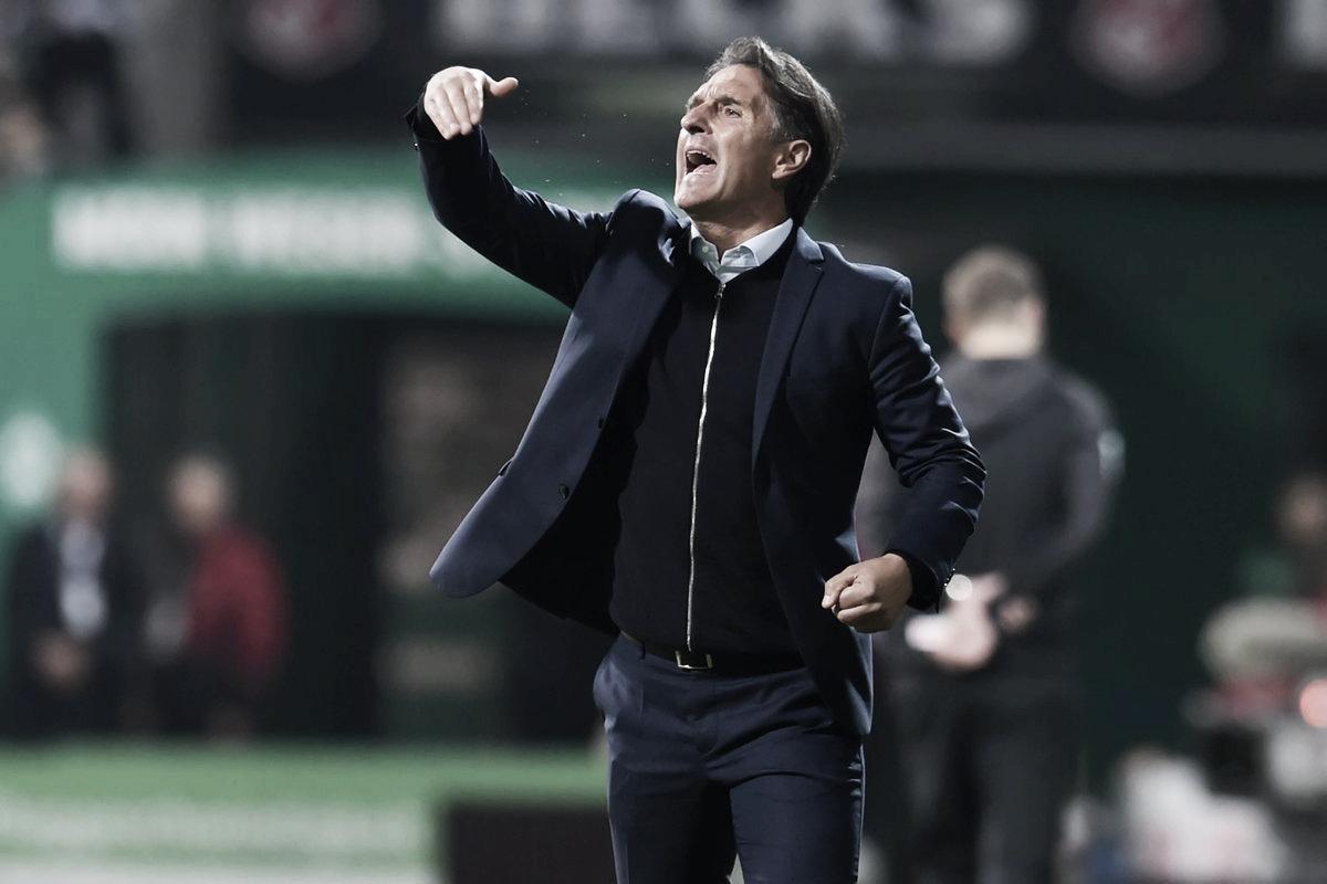 """Após revés, Labbadia alerta sobre desempenho do Wolfsburg: """"Está faltando nosso esforço"""""""