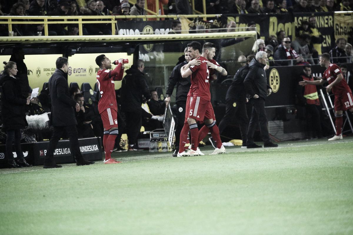"""Distância do Bayern para o líder não assusta Niko Kovac: """"Muita coisa ainda vai acontecer"""""""