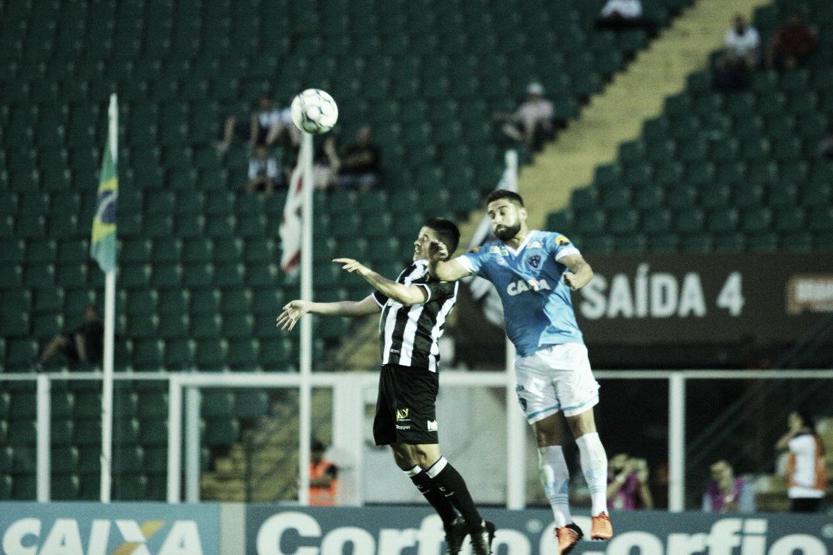 Paysandu consegue virada incrível contra Figueirense e deixa Z-4 provisoriamente