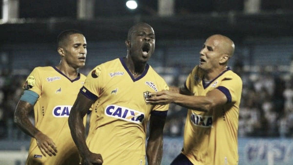Com gol no último minuto, Paysandu busca empate contra Juventude na Curuzu