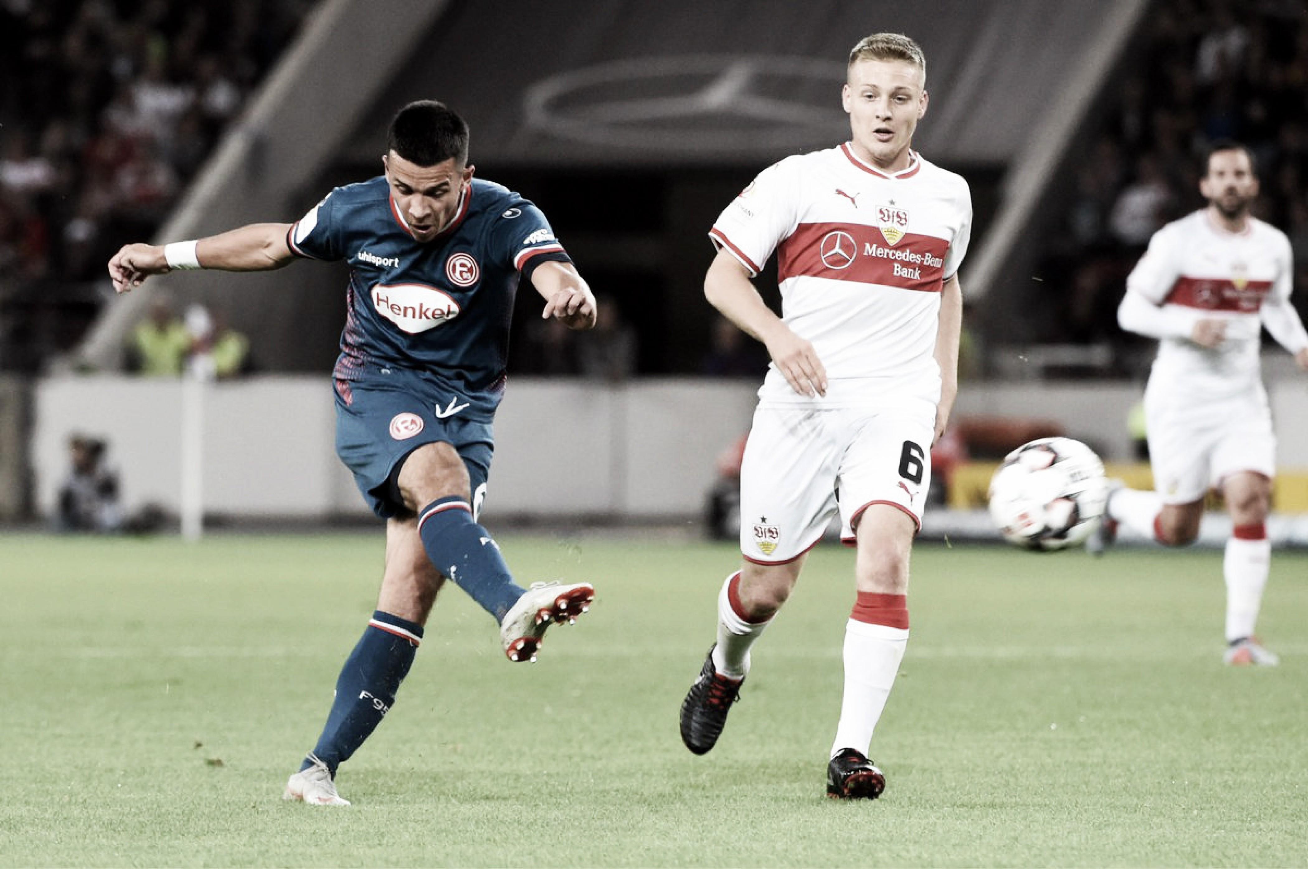 Zieler tem grande atuação e garante empate do Stuttgart contra Fortuna Düsseldorf