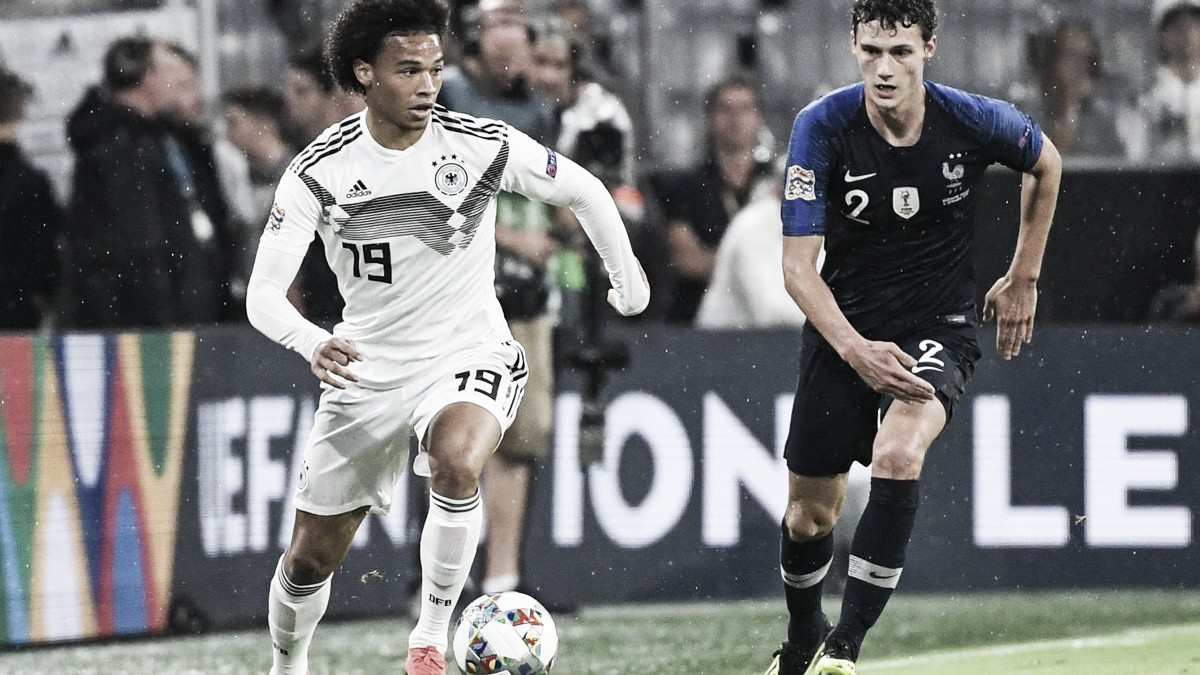 Sané alega motivos pessoais e deixa concentração da Alemanha