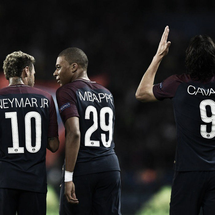 El PSG sigue invicto en la Champions League