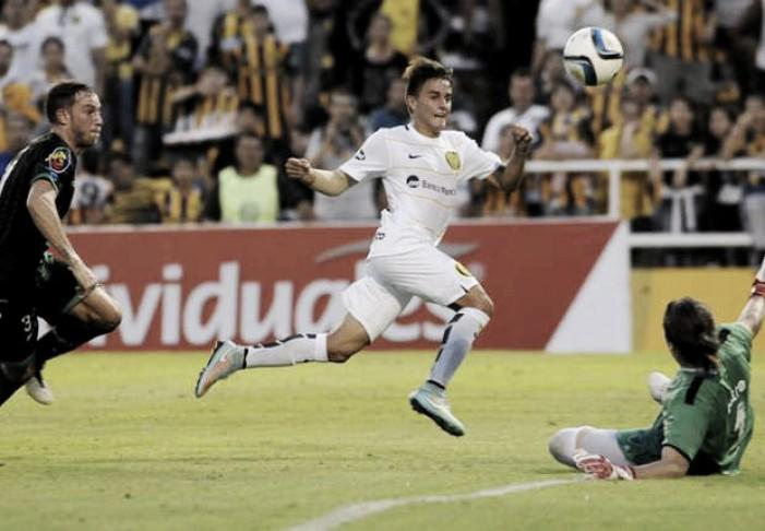 Central buscará la hazaña para clasificar a la Sudamericana