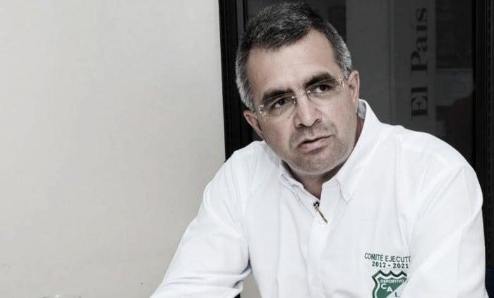 """Juan Fernando Mejía: """"Queremos un entrenador que haya ganado títulos"""""""