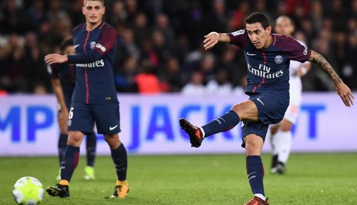 El PSG goleó al Niza