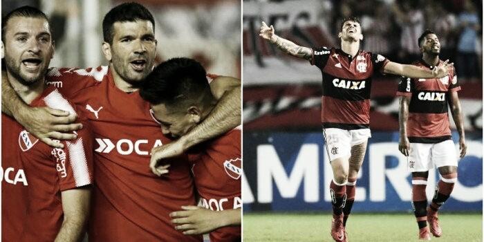 El Diablo recibe al Flamengo por la ida de la final de la Copa Sudamericana