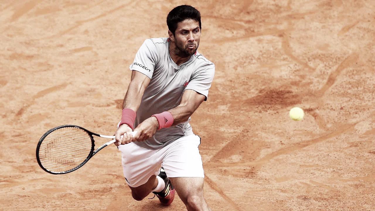 Verdasco supera Khachanov e está nas quartas do Masters 1000 de Roma