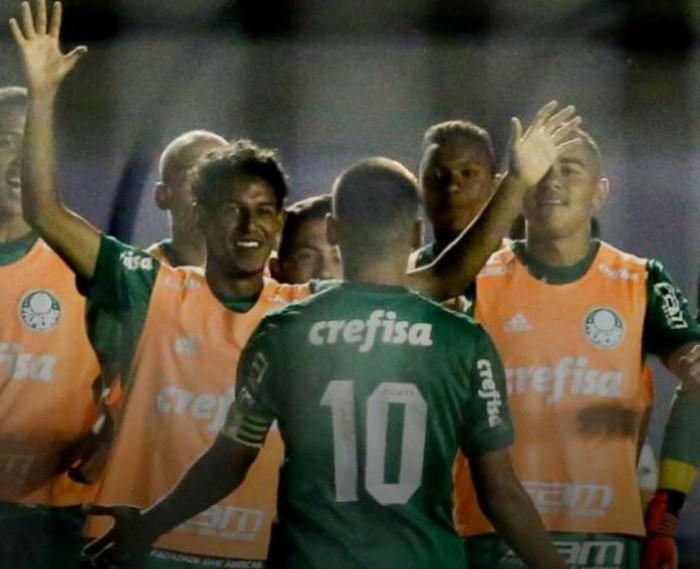 Assista ao gol pelo jogo da Copinha — Palmeiras x Taubaté