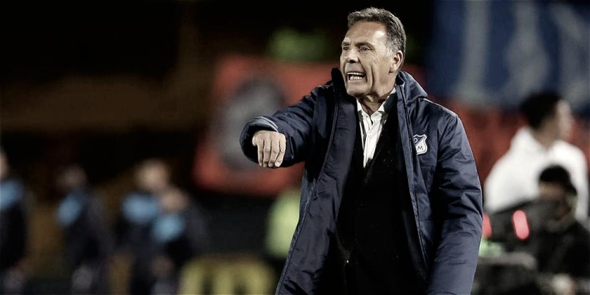 """Miguel Ángel Russo: """"En la Libertadores debes hacerte fuerte de local, es la tónica de este certamen"""""""