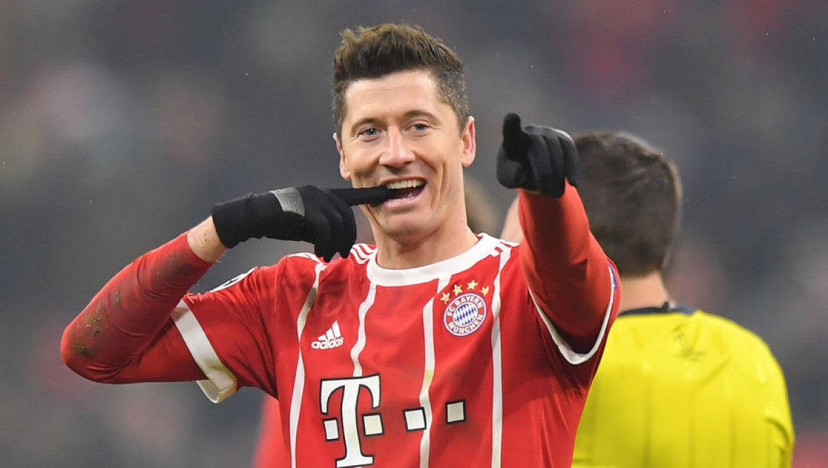 Lewandowski and co. ready for first leg quarter final clash against Sevilla
