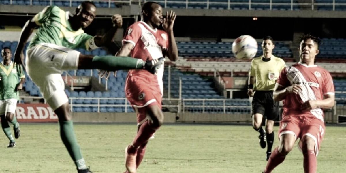 Cortuluá ganó 2-1 en la fecha 3 del Torneo Águila