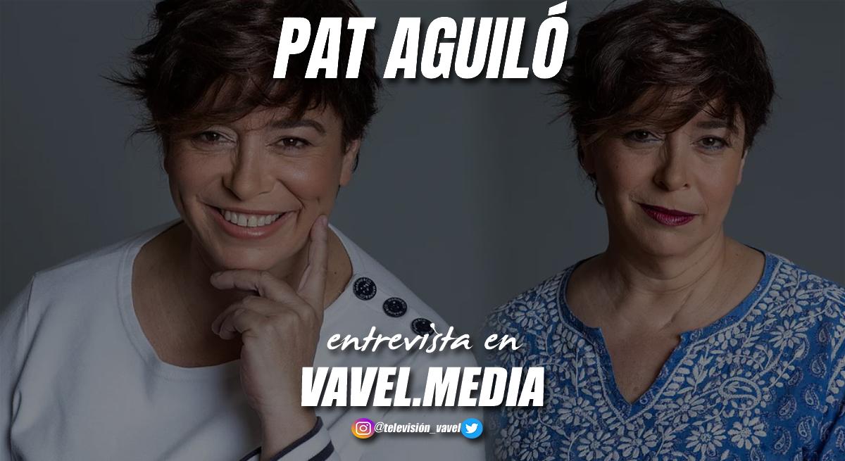 """Entrevista. Pat Aguiló: """"Los dos son personajes breves, pero muy contundentes"""""""