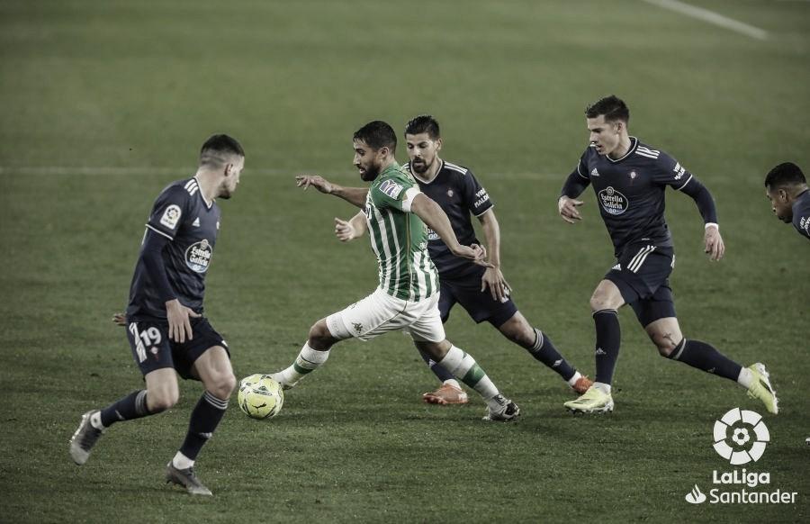 Previa RC Celta - Betis: dependes de ti mismo