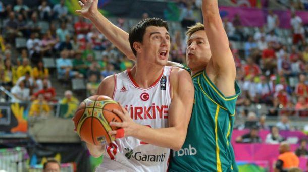 Coupe du monde de basket: la Turquie crucifie l'Australie
