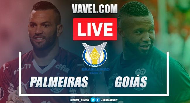 Assistir jogo Palmeiras x Goiás AO VIVO online pelo Campeonato Brasileiro 2020