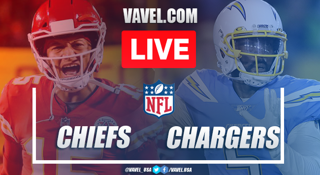 Kansas City Chiefs 23-20 Los Angeles Chargers highlights and touchdowns in Week 2 of NFL 2020