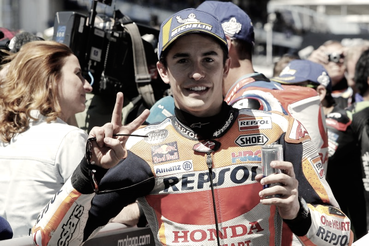 Ecuador Mundial de MotoGP: la conquista del rey