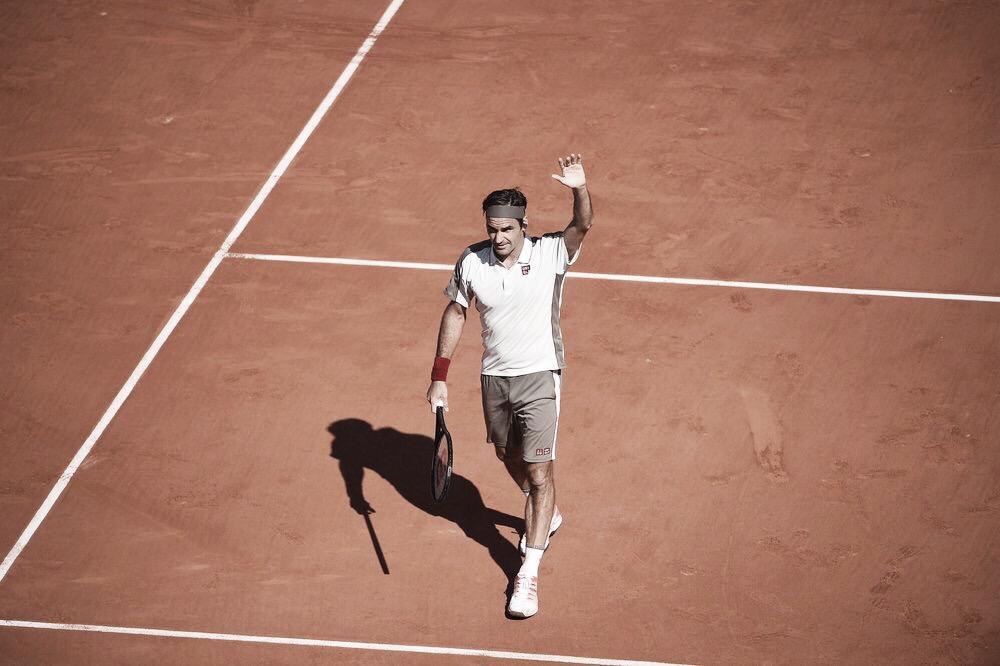 Federer vence Wawrinka pelas quartas de final de Roland Garros (3-1)