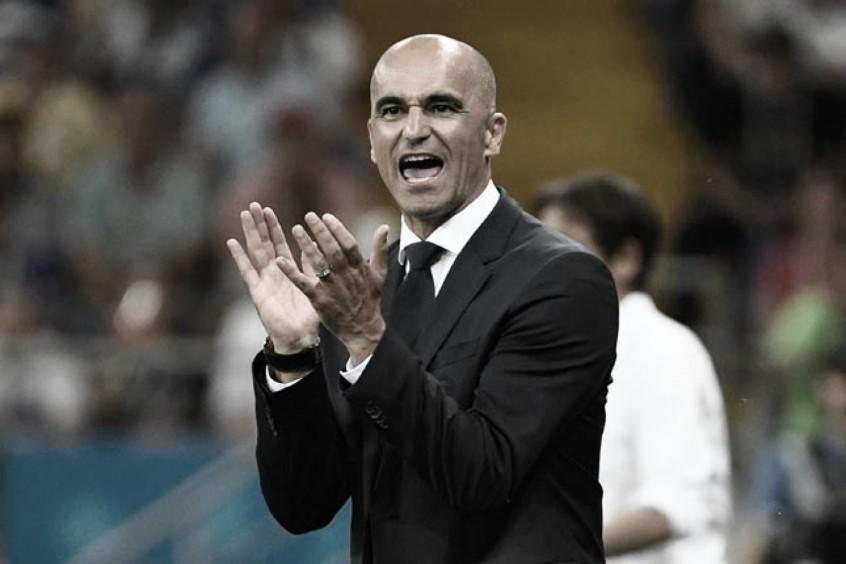 Contrato renovado: Roberto Martínez segue no comando da Bélgica até 2022
