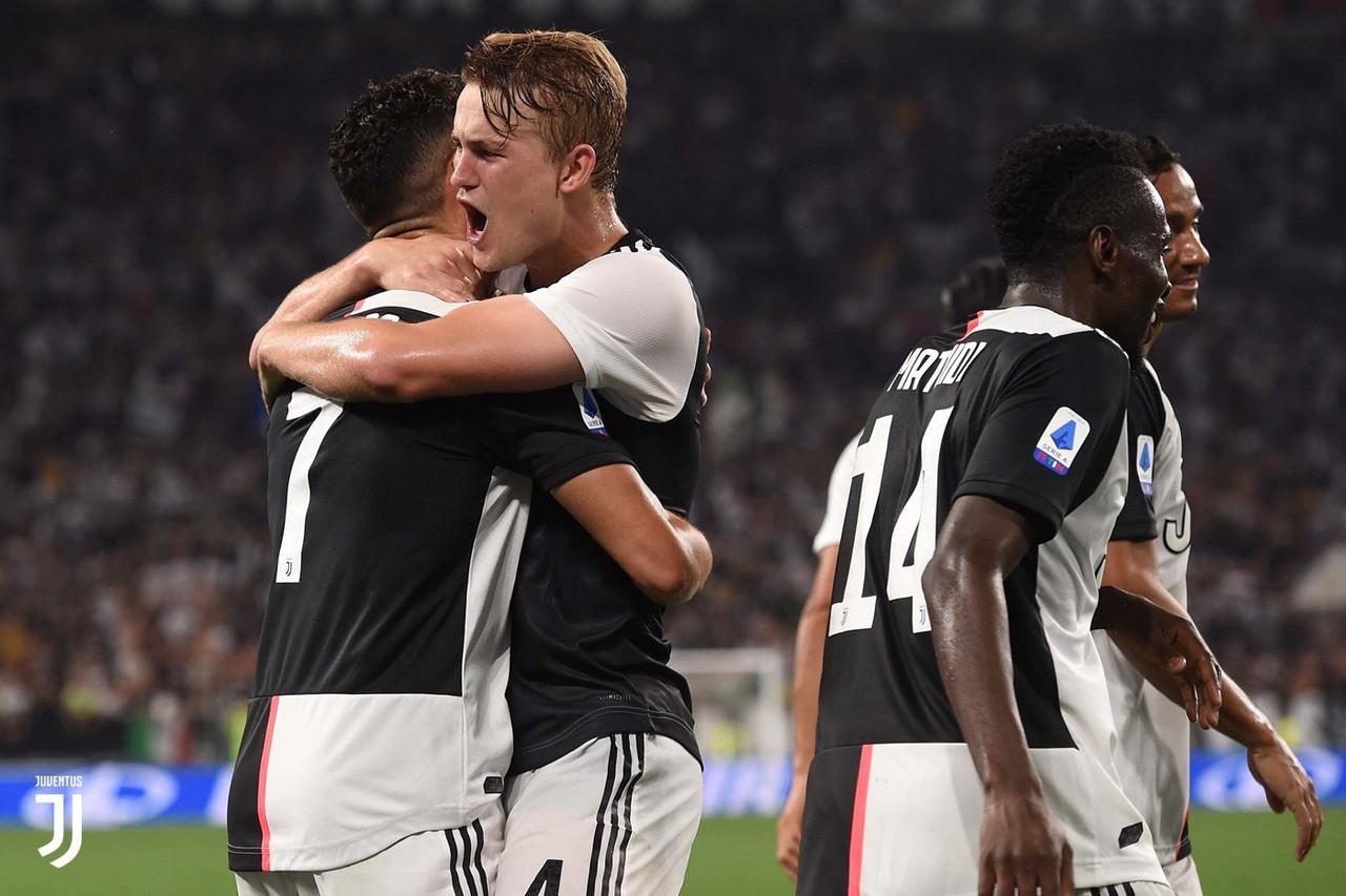Serie A- La Juventus ospita l'Hellas, vincere è imperativo