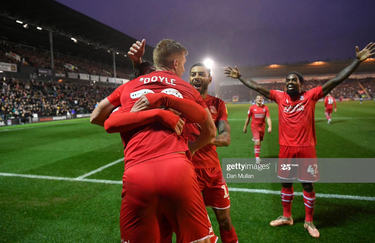 League Two clubs vote to end season
