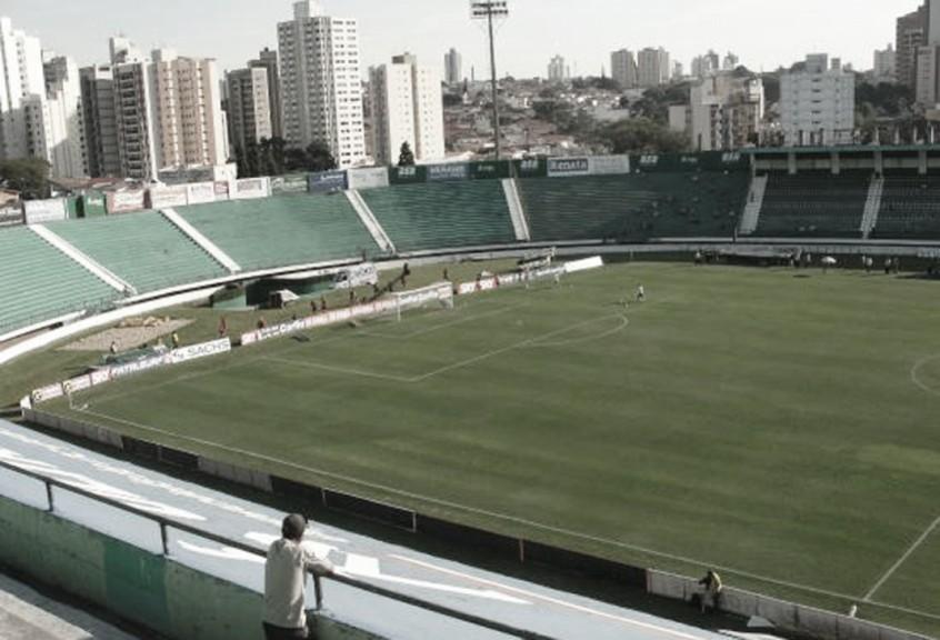 Guarani e Botafogo fazem confronto direto para terminar primeiro turno no G-4 da Série B