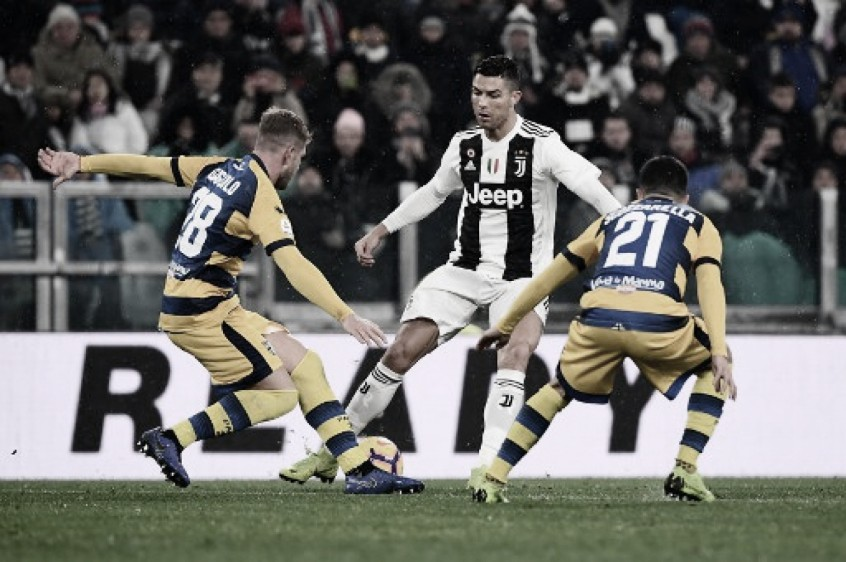 Gols e melhores momentos de Juventus 3 x 1 Parma pelo Campeonato Italiano