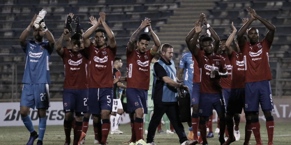 Empate de Independiente Medellín en su primera salida ante Palestino