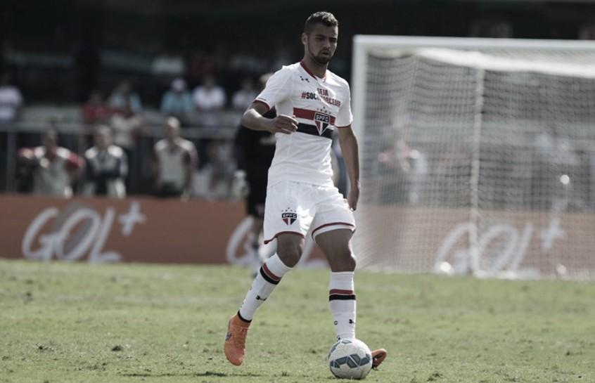 Zagueiro Lucão, ex-Goiás e São Paulo, é o décimo reforço do CSA para 2021