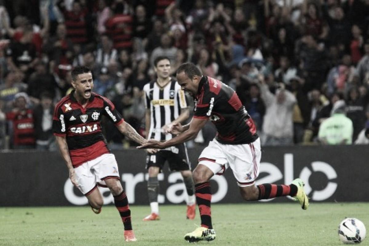 Recordar é viver: na estreia de Luxemburgo, Alecsandro dá vitória ao Flamengo contra Botafogo