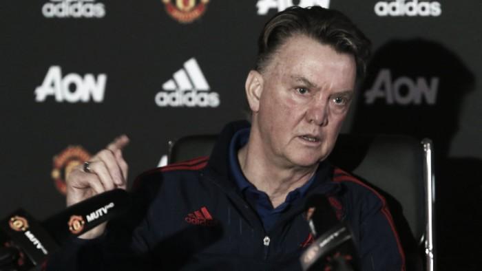 Louis van Gaal wary of Norwich City threat