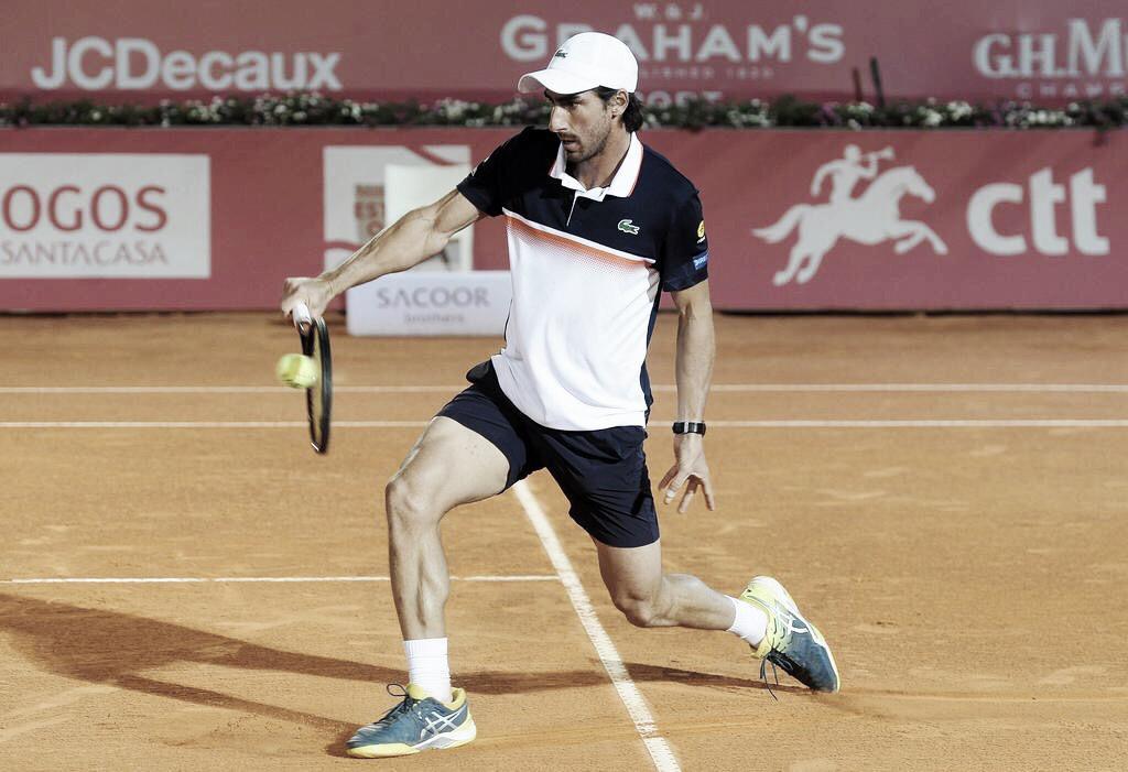 Cuevas supera Fokina e vai à grande final do ATP 250 de Estoril