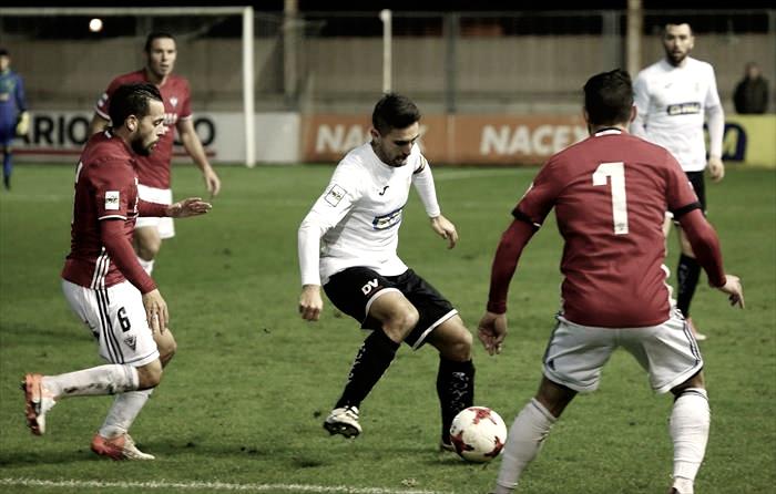 Sporting B - Real Unión: blanco y negro