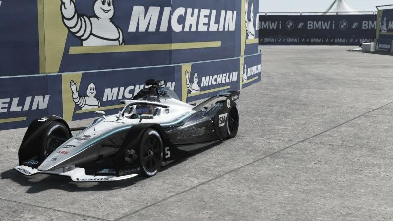 Vandoorne é o vencedor do Desafio Race at Home da Fórmula E