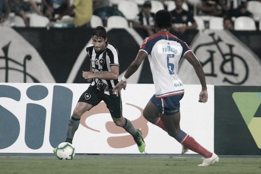 Gol e melhores momentos de Bahia 1 x 0 Botafogo pelo Campeonato Brasileiro 2020