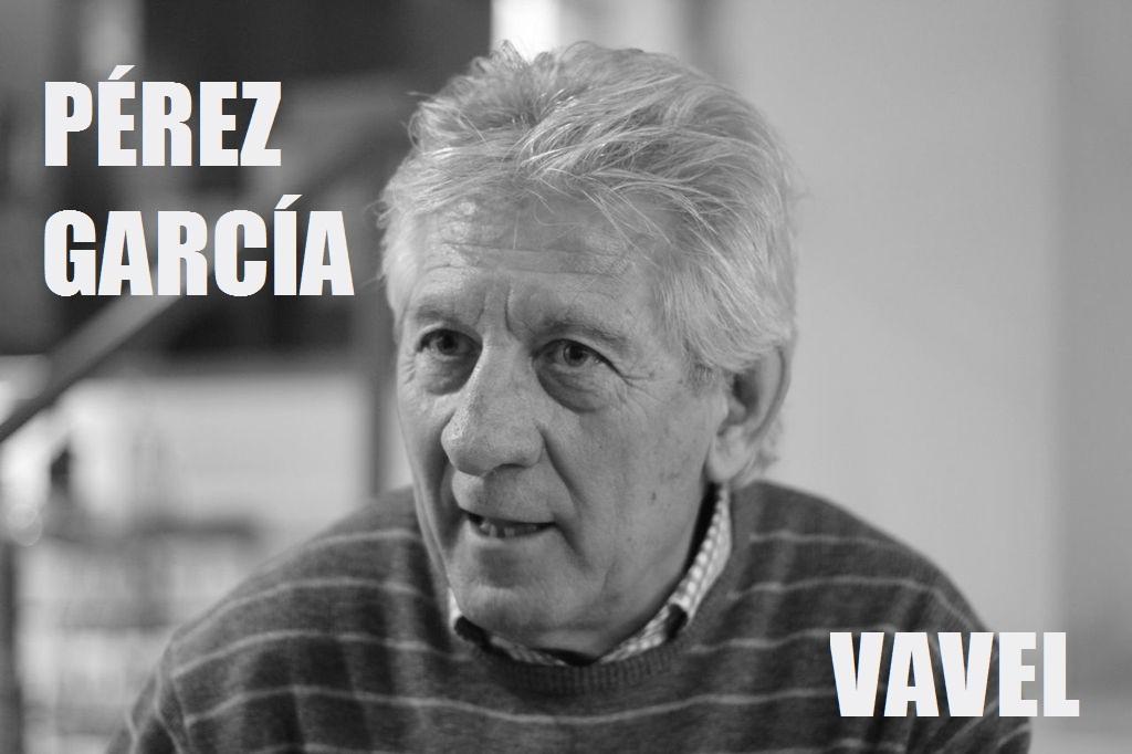 """Entrevista. Pérez García: """"En el fútbol, la profesionalidad ha sustituido a la amistad"""""""