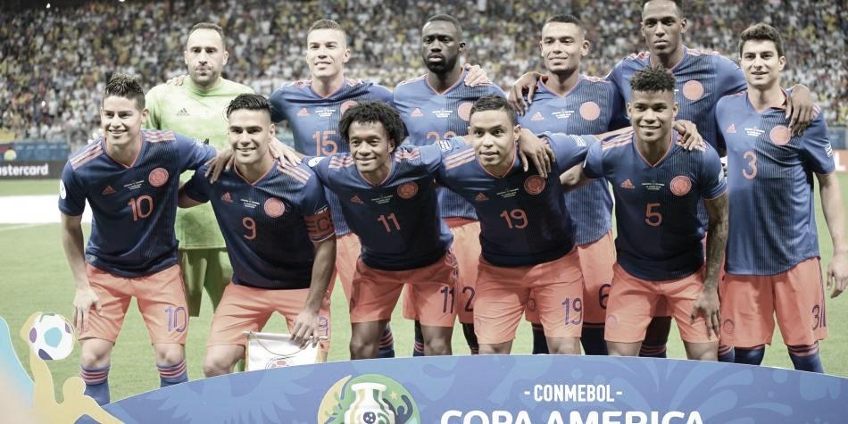 Selección Colombia Lidera con criterio y autoridad