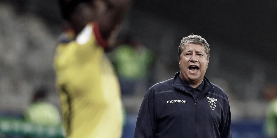 """Hernán Darío Gómez: """"Si a mí me hubiesen dicho que dependíade la Copa América,no vengo"""""""