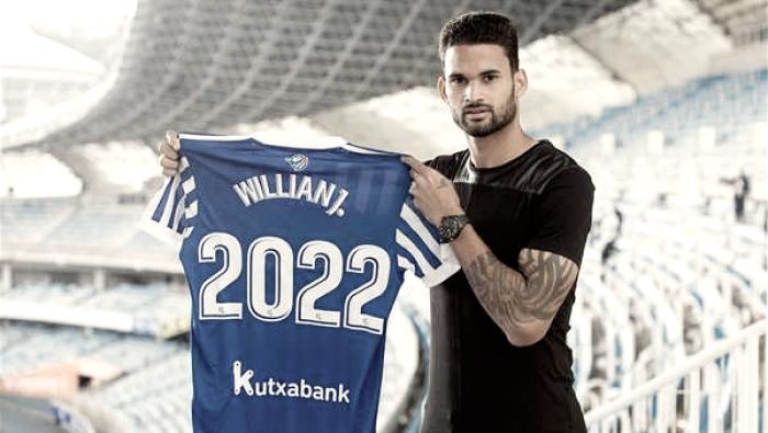 Willian José seguirá en la Real Sociedad hasta 2022