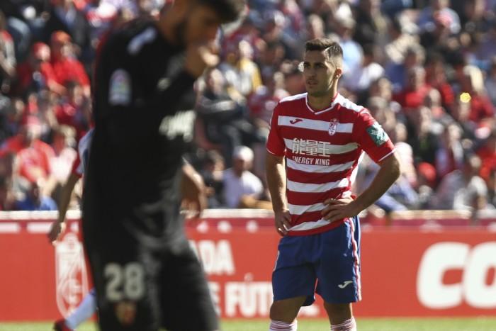 El ataque del Granada, a prueba