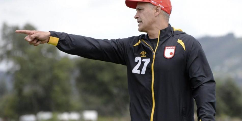 """Patricio Camps: """"A Santa Fe y su hinchada los invito a ilusionarse con este equipo"""""""