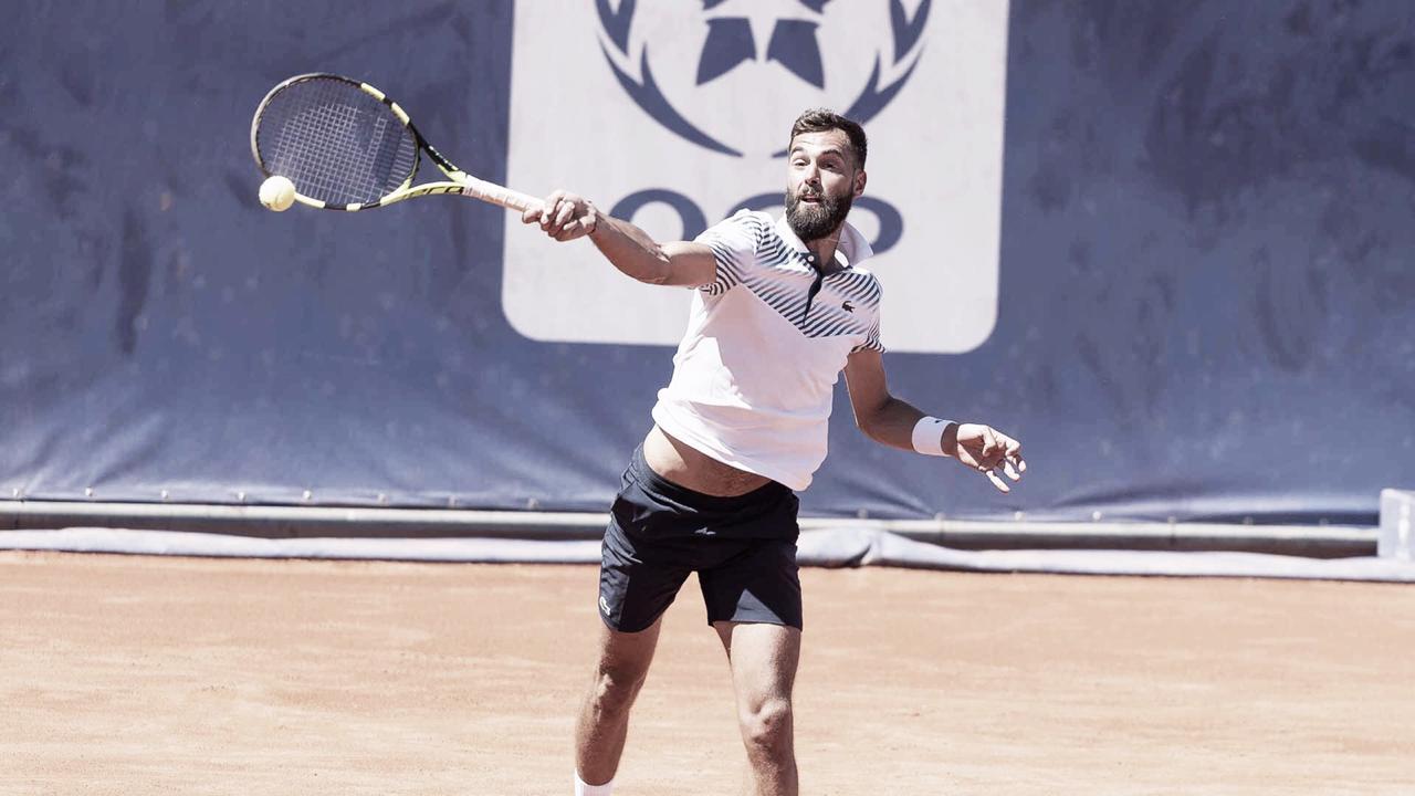 Paire desbanca tricampeão Andújar e fica com troféu do ATP 250 de Marrakech