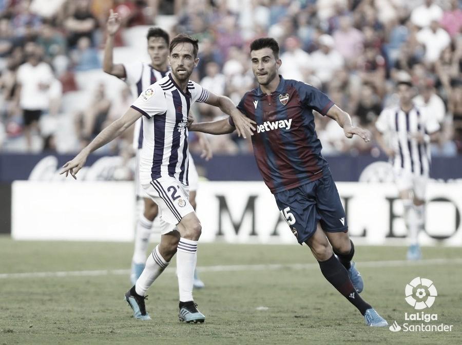 Previa Real Valladolid - Osasuna: estreno en Zorrilla